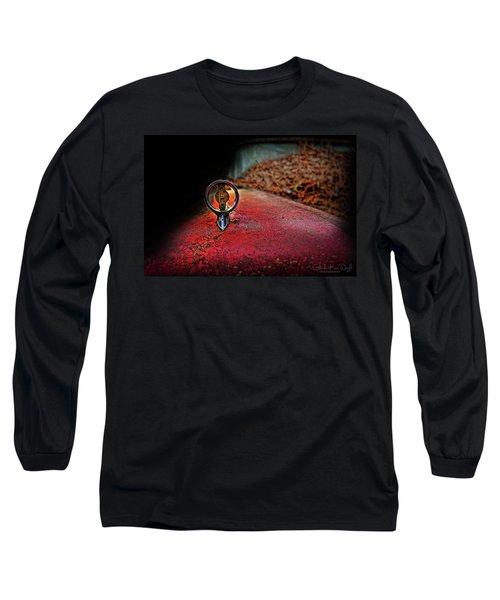 Edsel Emblem Long Sleeve T-Shirt