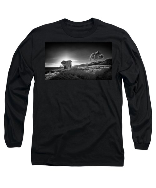 Long Sleeve T-Shirt featuring the photograph El Capitan by Sean Foster