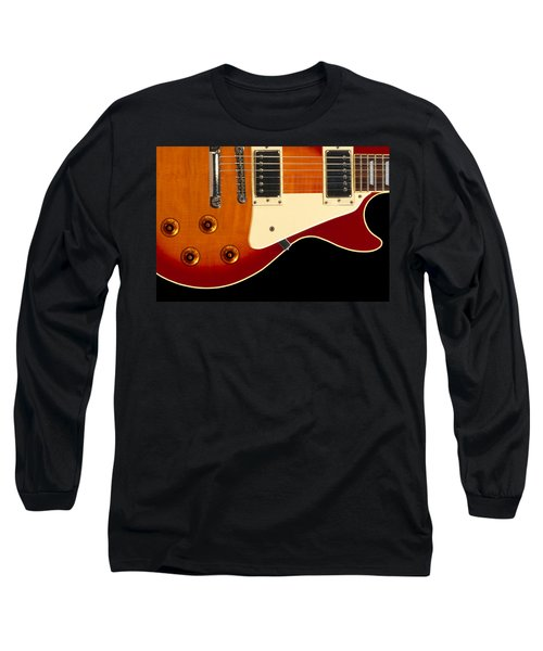 Electric Guitar 4 Long Sleeve T-Shirt