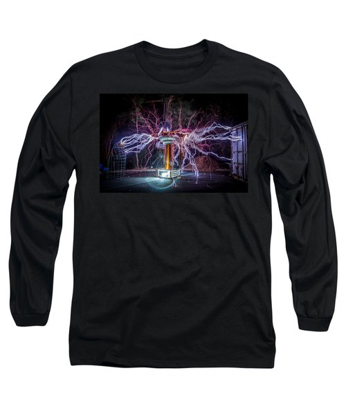 Electric Spider Long Sleeve T-Shirt