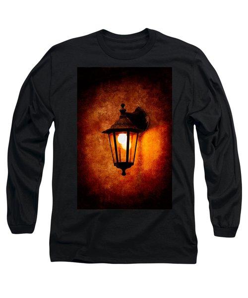 Long Sleeve T-Shirt featuring the photograph Electrical Light by Alexander Senin