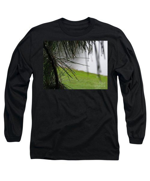 Long Sleeve T-Shirt featuring the photograph Elements by Greg Patzer