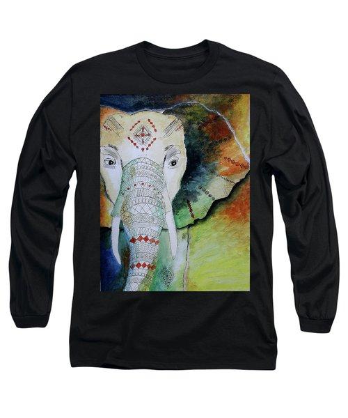 Elephantastic Long Sleeve T-Shirt