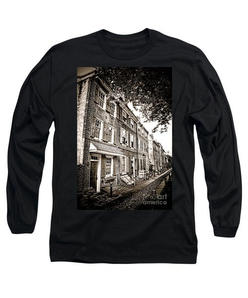 Elfreth Alley  Long Sleeve T-Shirt