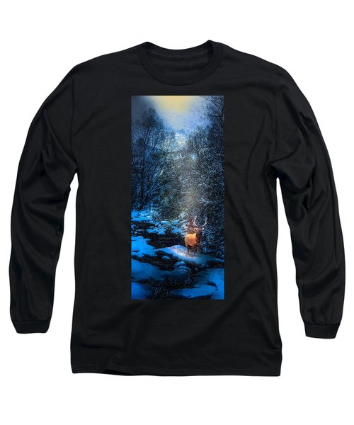 Elk Creek Long Sleeve T-Shirt by J Griff Griffin