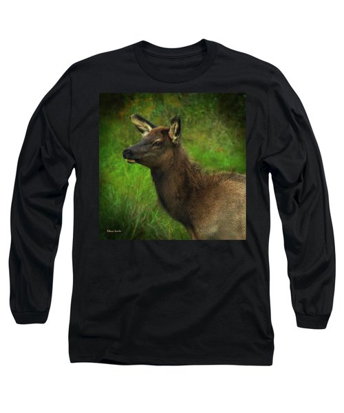 Elk Of Benezette Long Sleeve T-Shirt