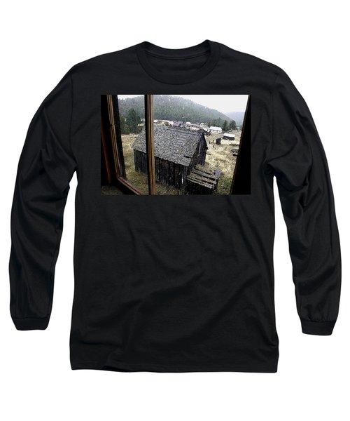 Elkhorn Snowfall Long Sleeve T-Shirt