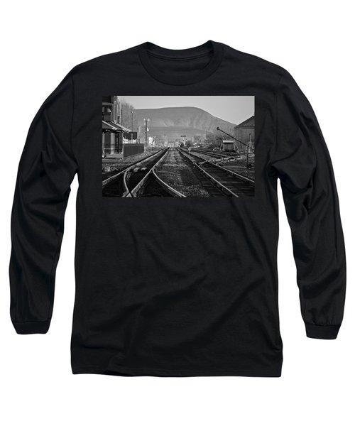 Ellensburg Station Long Sleeve T-Shirt