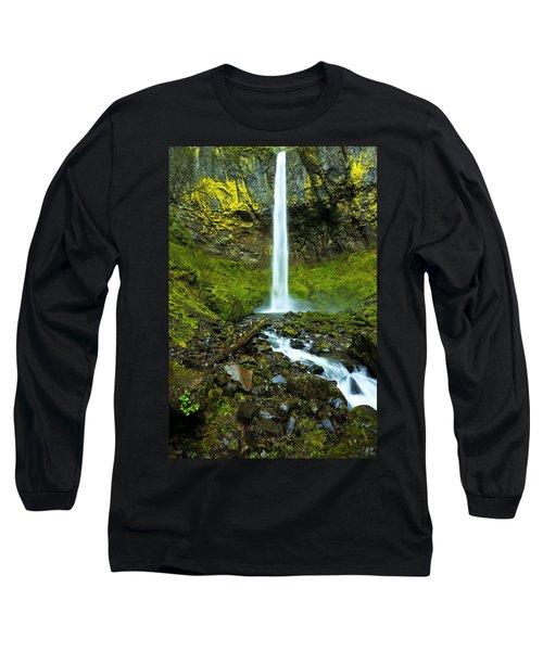 Elowah's Elegance Long Sleeve T-Shirt
