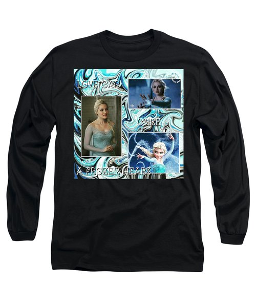 Elsa Long Sleeve T-Shirt