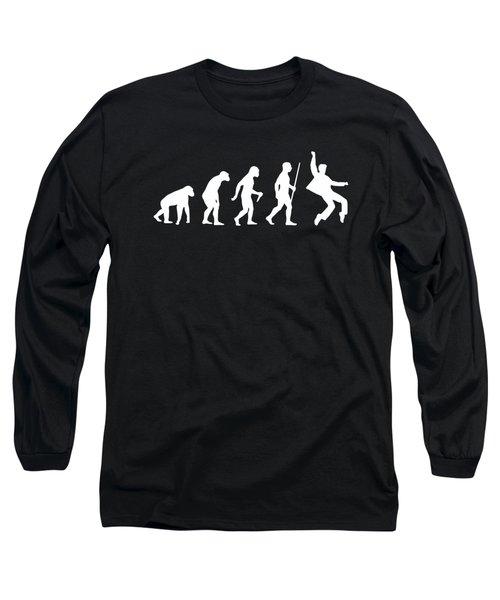 Elvis Evolution Pop Art Long Sleeve T-Shirt
