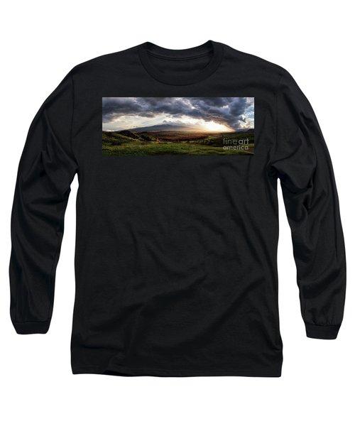 Elysium Long Sleeve T-Shirt by Giuseppe Torre