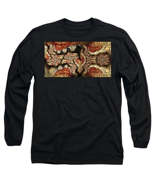 Embedded Long Sleeve T-Shirt