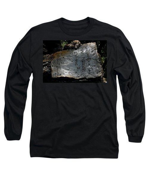 Emc2 Long Sleeve T-Shirt