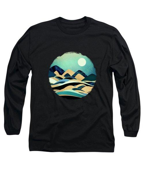 Emerald Evening Long Sleeve T-Shirt