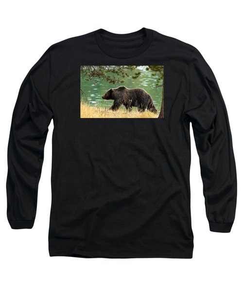 Emerald Stroll Long Sleeve T-Shirt