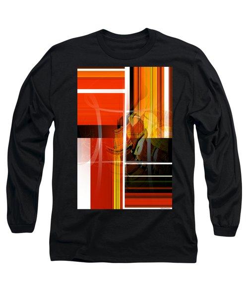 Emerging Concrete Life Long Sleeve T-Shirt