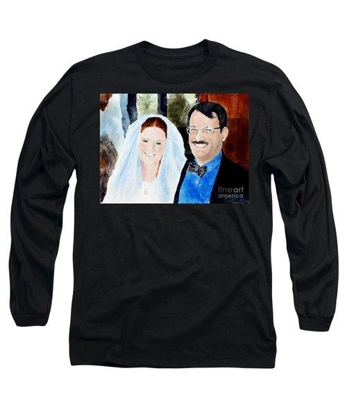 Emily And Jason Long Sleeve T-Shirt