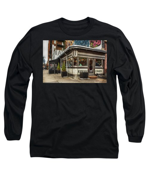 Empire Diner Long Sleeve T-Shirt