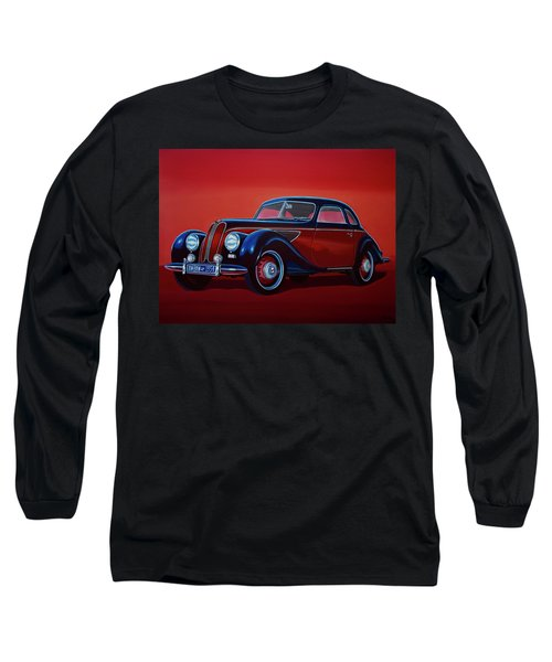 Emw Bmw 1951 Painting Long Sleeve T-Shirt