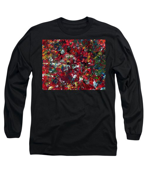 Enamel 1 Long Sleeve T-Shirt