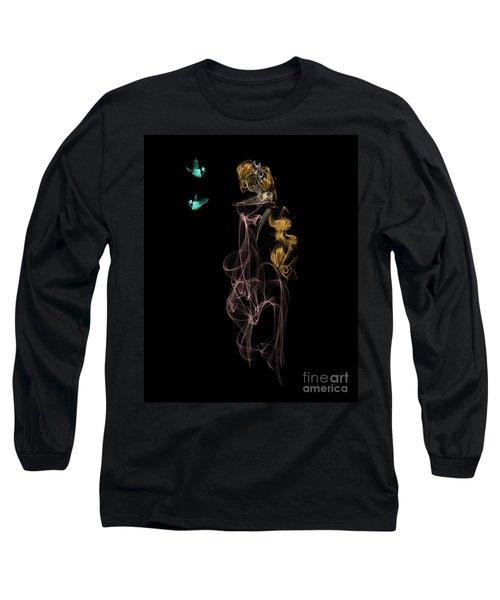 Enchanted Long Sleeve T-Shirt