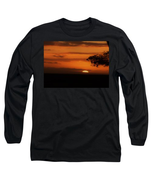 End Of Day Long Sleeve T-Shirt