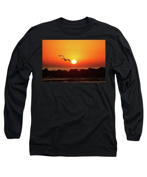End Of Summer Long Sleeve T-Shirt
