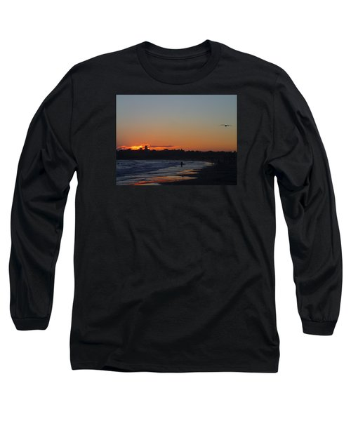 End Of The Island Day. Long Sleeve T-Shirt