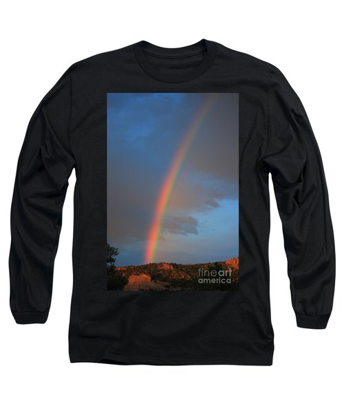 End Of The Rainbow Long Sleeve T-Shirt