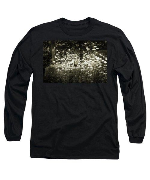 Endangered Smile Long Sleeve T-Shirt