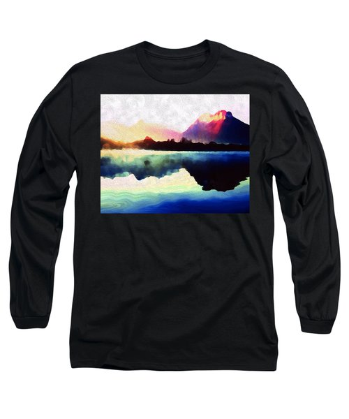 Energy Flow Long Sleeve T-Shirt