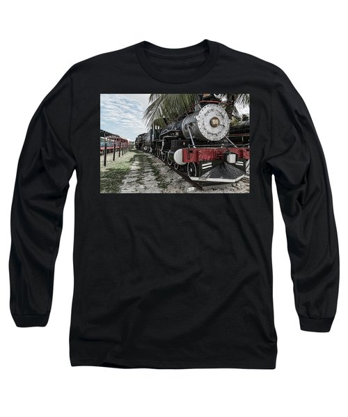 Engine 1342 Parked Long Sleeve T-Shirt