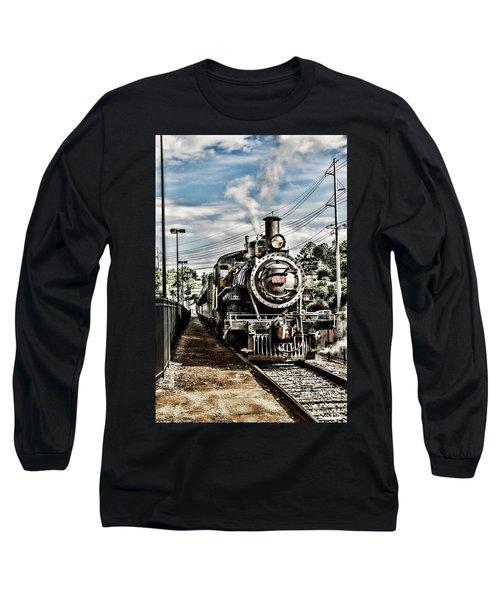 Engine 154 Long Sleeve T-Shirt