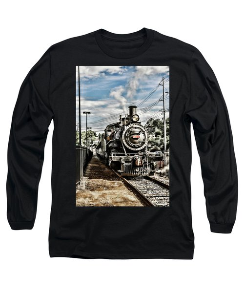 Engine 154 Long Sleeve T-Shirt