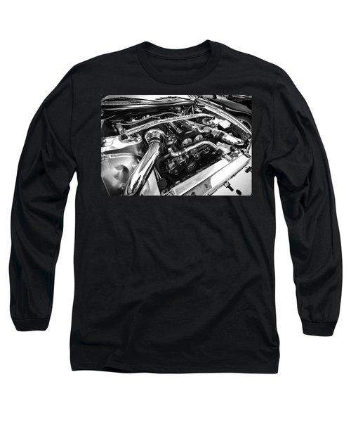 Engine Bay Long Sleeve T-Shirt