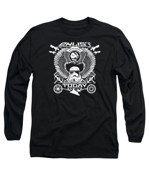 Enlist Today Long Sleeve T-Shirt