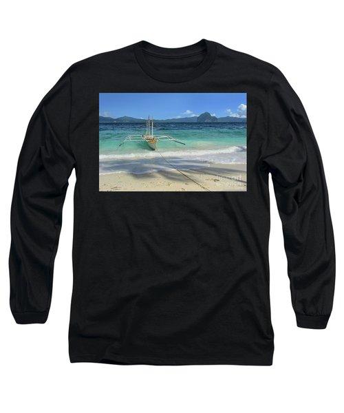 Entalula Island Long Sleeve T-Shirt