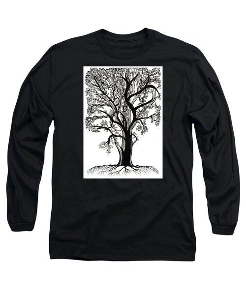 Entangled Long Sleeve T-Shirt