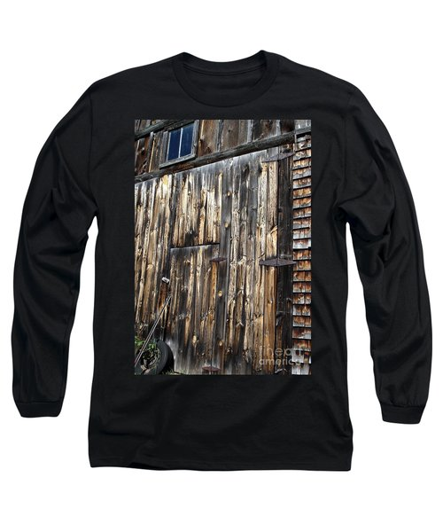 Enter The Barn Long Sleeve T-Shirt