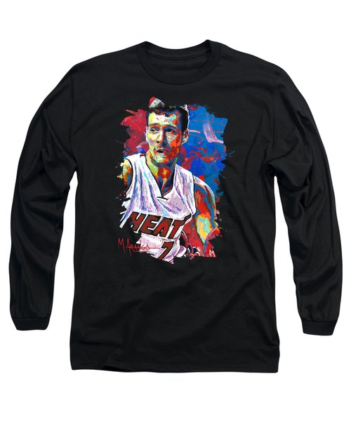 Enter The Dragon Long Sleeve T-Shirt