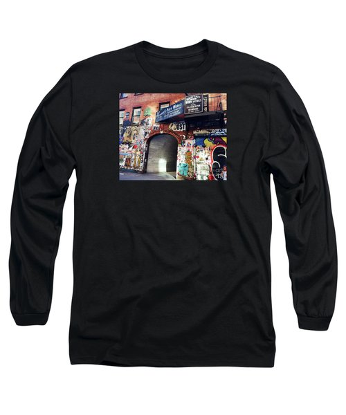 Entrance Long Sleeve T-Shirt by Beth Saffer