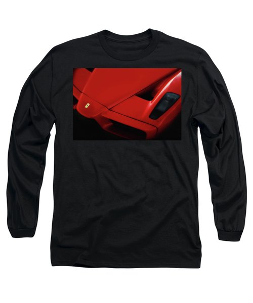 Enzo Hood Long Sleeve T-Shirt