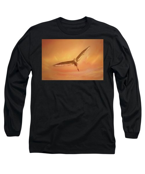 Epiphany Long Sleeve T-Shirt by Marion Cullen