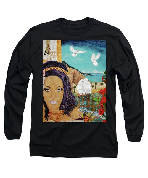 Epitome's Dream The Quadrant II Long Sleeve T-Shirt