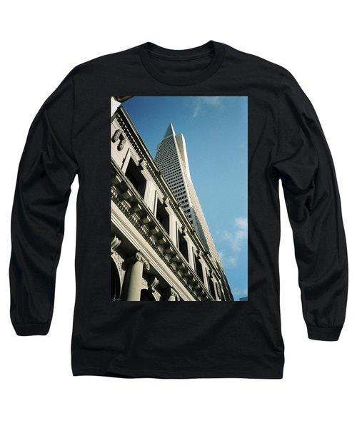 Eras, San Francisco Long Sleeve T-Shirt