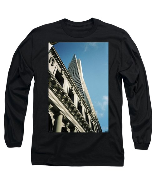 Eras, San Francisco Long Sleeve T-Shirt