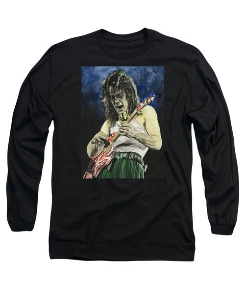 Eruption  Long Sleeve T-Shirt by Lance Gebhardt