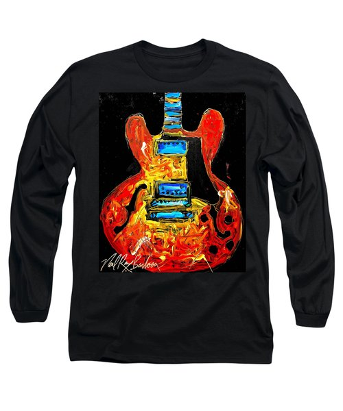 Es 335 San Antonio Long Sleeve T-Shirt