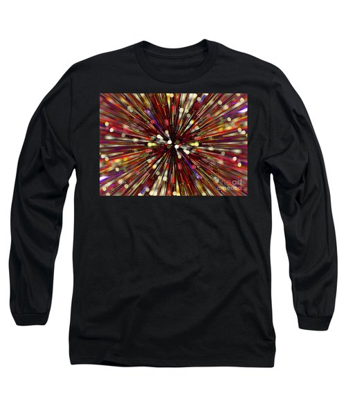 Long Sleeve T-Shirt featuring the photograph Escape Velocity.. by Nina Stavlund